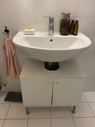 badezimmer ikea möbel waschbeckenunterschrank schrank ikea