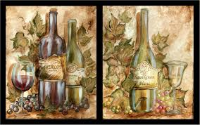 Wine Themed Kitchen Set by Tre Sorelle U0027s Art Licensing Program