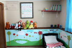 Diy Wall Art Projects Kids Room Inspired By Childrens Book Author Dr Seuss Amazing In This Space