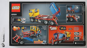 TechnicBRICKs: TBs TechReview 30 – 42024, Container Truck Lego City 4432 Garbage Truck Review Youtube Itructions 4659 Duplo Amazoncom Lighting Repair 3179 Toys Games 4976 Cement Mixer Set Parts Inventory And City 60118 Scania Lego Builds Pinterest Ming 2012 Brickset Set Guide Database Toy Story Soldiers Jeep 30071 5658 Pizza Planet Brickipedia Fandom Powered By Wikia Itructions Modular Cstruction Sitecement Mixerdump