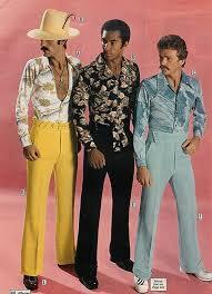 Mens Vintage Clothing 1970s Shirt Attack