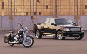 The Four-Wheeled Harley: A Brief History Of Ford's Harley-Davidson F ... 2003 Ford F150 Harley Davidson Berlin Motors 2012 Editors Notebook Automobile Hot News 2017 F 150 Youtube Used 2000 Edition 6929 Mi Brand New For 2002 Harleydavidson Supercharged Sale In Making A Comeback Edition Truck Pics Steemit 2013 F350 Tribute Truck 2006 Picture 1 Of 24 2007 4x4 For 41122 Supercab Pickup Item
