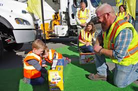 City Introduces New Garbage Trucks Trash-O-Saurus Rex And Mommy ... The Top 15 Coolest Garbage Truck Toys For Sale In 2017 And Which Is Videos Children L Backyard Pick Up Bruder Mack Dump Truck Toy Awesome Bruder Mack Granite Rear Loading Garbage Buy Man Side Loading Orange Online For Toy Unboxing Compilation Nz Trucking Tga Magazine Cement Trucks Toys Prefer Orange Trucks Bruder Load By Fundamentally Backhoe Excavator Crane Granite Rear Red Green 116 Scale