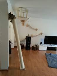 klettersäule classic katzenmöbel design kratzbaum