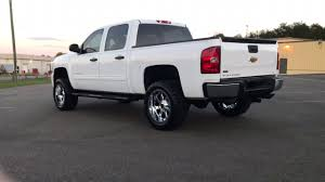 LIFTED 2011 CHEVROLET SILVERADO 1500 LT 4x4 Four Door Short Bed ...