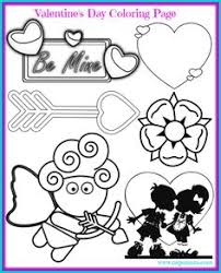 These Fun And Easy Valentines Day Pictures To Color Are Sure Bring A Smile Your Kids Faces They Make Great Gifts For Friends Grandparents