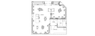 Bathroom Cad Blocks Plan by Retail Layout Cad Drawing Cadblocksfree Cad Blocks Free