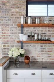 25 timeless brick kitchen backsplashes comfydwelling com