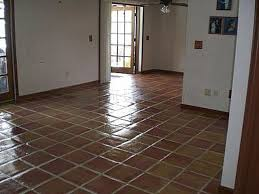 how to refinish mexican tile floors hunker