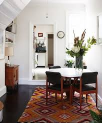 Statement Dining Room Rug The Design Files