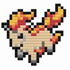 Minecraft Pixel Art Pokemon Avec Coloriage Pixel Art A