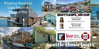 100 Lake Union Houseboat For Sale Seattle S Seattle S