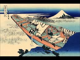 trente six vues du mont fuji katsushika hokusai