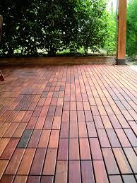 Ipe Deck Tiles Toronto by Backyard Flooring Solutions Home Outdoor Decoration