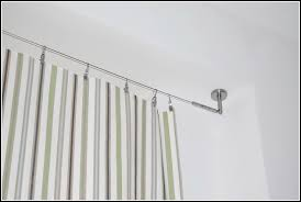 Merete Curtains Ikea Canada by Ikea Curtain Rods Hanging Ceiling Curtain Rods U2014 The Homy