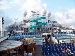 Carnival Splendor Panorama Deck Plan by Review Carnival Liberty Western Caribbean 4 5 14 Thru 4 12 14