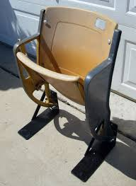 Deluxe Stadium Chair With Arms by Chair Design Stadium Chair Target