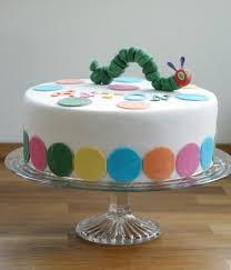 torte kleine raupe nimmersatt torte kindergeburtstag