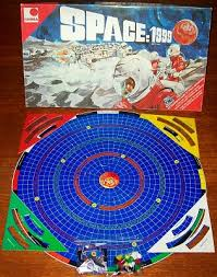Space 1999 Board Game