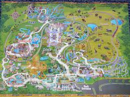 Busch Gardens Africa Map See Map Details From Bgtguide Created