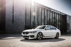 New BMW 730d review