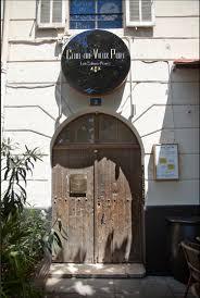 club house vieux port le club du vieux port la table de cana marseille