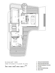 100 Siglap Road Ninety7 House By Aamer Architects 26 FLOOR PLAN