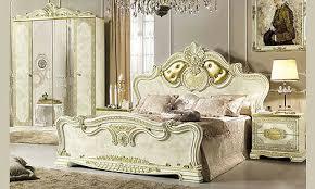 schlafzimmer kommode highboard leonardo barockstil hochglanz