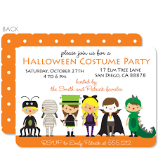 Halloween Potluck Invitation Ideas by 100 Family Halloween Party Invitation Wording The Holidaze