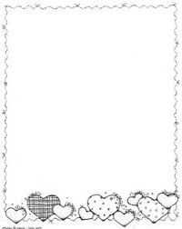 Albumarchief Frame Border With Hearts