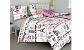 Vintage Apartment Bedspreads Spirit blue bittersweet arrow teen