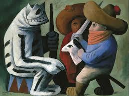 David Alfaro Siqueiros Murales La Nueva Democracia by Pinta La Revolución Arte Moderno Mexicano 1910 1950