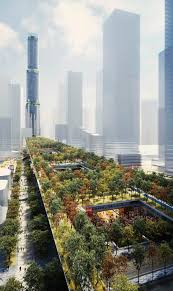 100 Richard Rogers And Partners Stirk Harbour To Design Elevated Sky Garden In