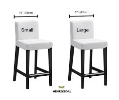 ikea henriksdal chair cover dimensions flowers ikea henriksdal bar stool chair cover candid moment