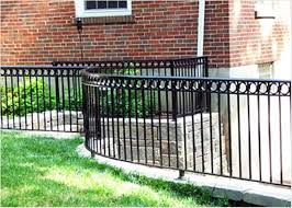 Decorative Garden Fence Panels Gates by Custom Decorative Metal Fence Panels The Best Decorative Metal