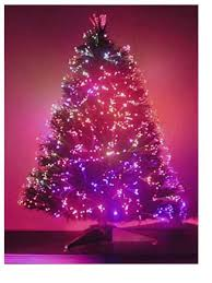 7ft Artificial Christmas Tree With Lights by 2 Ft Fiber Optic Christmas Tree