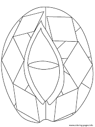Dragon Eye Coloring Pages
