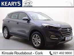 Used 2017 172 HYUNDAI TUCSON 1 7 EXECUTIVE 4DR Amazing Specs