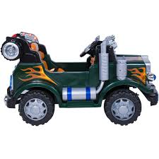 Best Choice Products 12v Ride On Semi Truck Kids Remote Control Big ... Power Wheels Lil Ford F150 6volt Battypowered Rideon Huge Power Wheels Collections Unloading His Ride On Paw Patrol Fire Truck Kids Toy Car Ideal Gift Power Wheel 4x4 Truck Girls Battery 2 Electric Powered Turned His Jeep Into A Ups For Halloween Vehicle Trailer For 12v Wheel Vehicles Trailers4kids Rollplay 6 Volt Ezsteer Ice Cream Truckload Fob Waco Tx 26 Pallets Walmart Big Ride On Battery Powered Toyota 6v Top Quality Rc Operated Cars Jeeps Of 2017