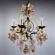 flowers and fruits murano glass chandeliers venice arte