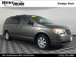 Chrysler Town & Country In Orchard Park, NY | West Herr Chrysler Jeep