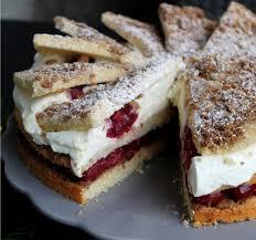 spekulatius kirsch torte