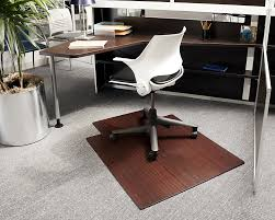 Desk Chair Mat For Carpet by Amazon Com Anji Mountain Amb24004 Bamboo Roll Up Chairmat With