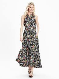 banana republic floral maxi dress stitch fix inspiration
