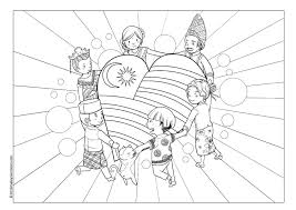 Thumbnail Of Blog Post16 Patriotic Colouring Pages Final
