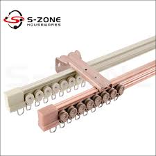 Ceiling Mount Curtain Track Bendable by Ceiling Mounted Hospital Ceiling Curtain Track Curved Aluminium
