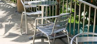 Cast Aluminum Patio Sets by Aluminum Patio Furniture Care Doityourself Com