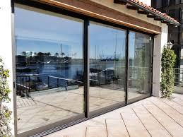 100 Sliding Exterior Walls Glass Doors Solar Innovations