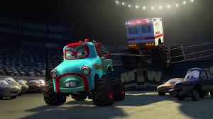 Тачки: Байки Мэтра [Сезон 1-3] / Mater's Tall Tales (2008-2011 ... Disney Pixar Cars Toon Tmentor Mater Monster Truck Maters Tall Wiki Fandom Powered By Wikia Jam Hot Wheels With Youtube Tales Wallpapers And Background Images Stmednet Wii Game Review Toons 2008 Bluray 1080p Dts Hd 71 X264grym Paul Conrad Wrestling Ring Playset From Iscreamer In Play Doh Rastacarian Hash Tags Deskgram Triple Threat Series Presented Amsoil Everything You 13 082011