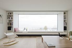 windowseat innenarchitektur wohnzimmer architektur